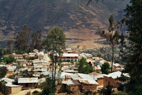 Distrito Pira, Huaraz, Ancash. En la actualidad.