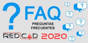 Preguntas frecuentes al migrar de REDCAD 2.x a 2020